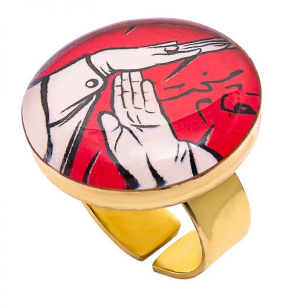 انگشتر سردار کد gs313
