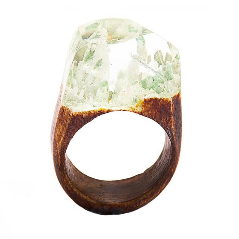 انگشتر چوبی 60
