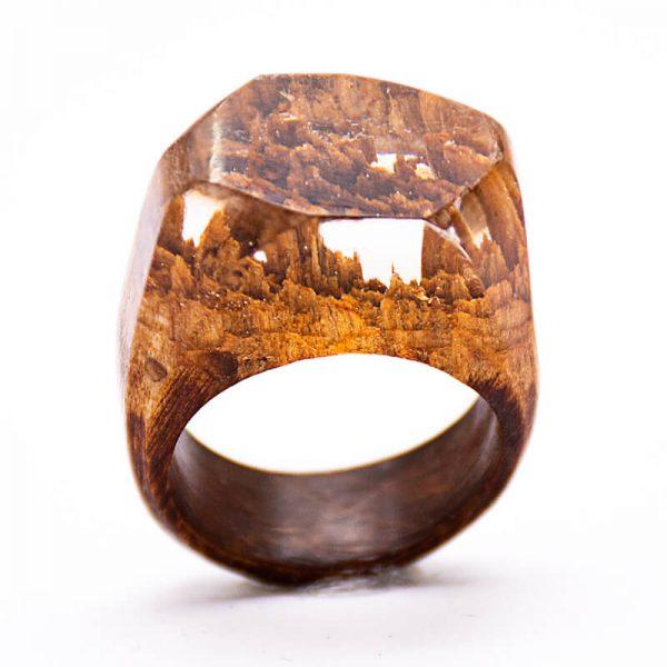 انگشتر چوبی 70