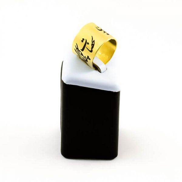رینگ سیاه قلم 6